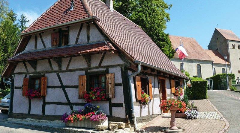 obermorschwiller - «Le Riquewihr du Sundgau»