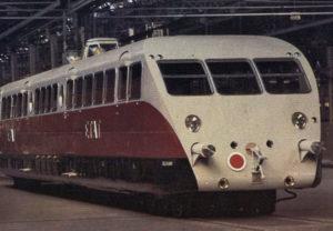 bugatti - Bugatti sur les rails