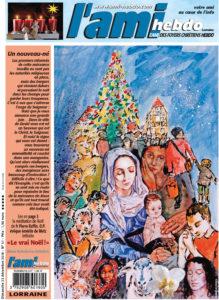 AFC 01 51 FM - L'Ami hebdo Moselle daté du 23 décembre