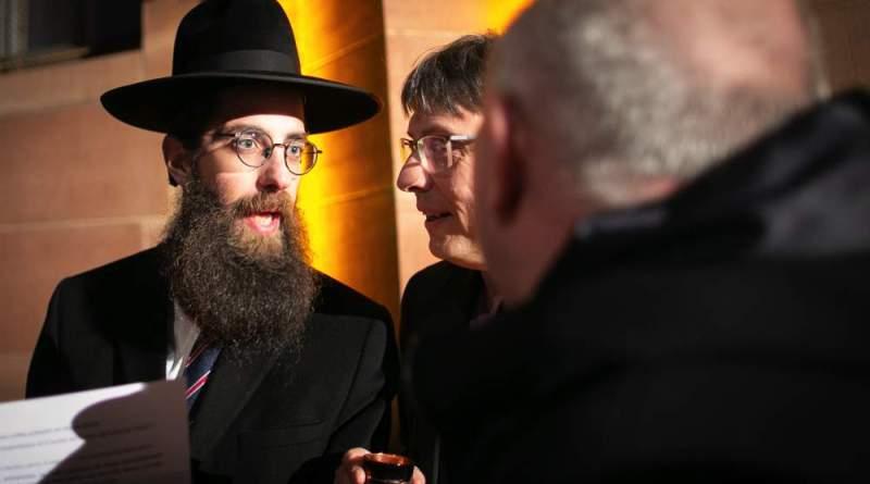 RassemblementInterreligieux 008 - Rassemblement œcuménique contre l'antisémitisme et la haine de l'autre