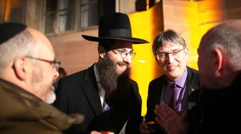RassemblementInterreligieux 009 - Rassemblement œcuménique contre l'antisémitisme et la haine de l'autre