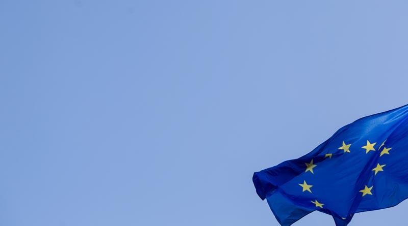 drapeau - L'Europe est l'avenir de l'Europe