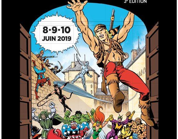 AFC 32 23 FM - 3e édition à Malbrouck du festival de la bande dessinée