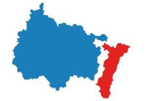 Carte Grand Est - Des réticences face «au modèle alsacien»