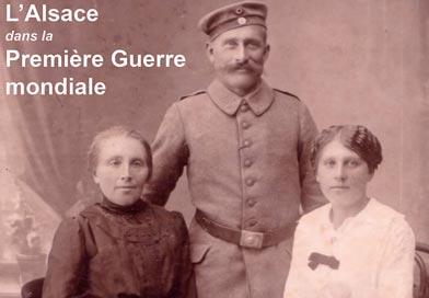 L'Alsace en 14