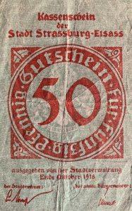 vierge3 - Notre-Dame sur les monnaies de nécessité (Notgeld)