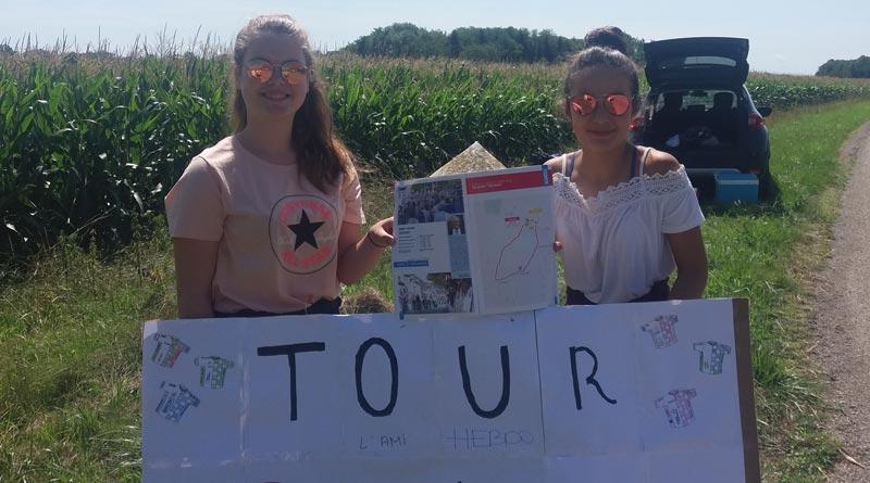 Résultats du concours photo Tour Alsace 2019