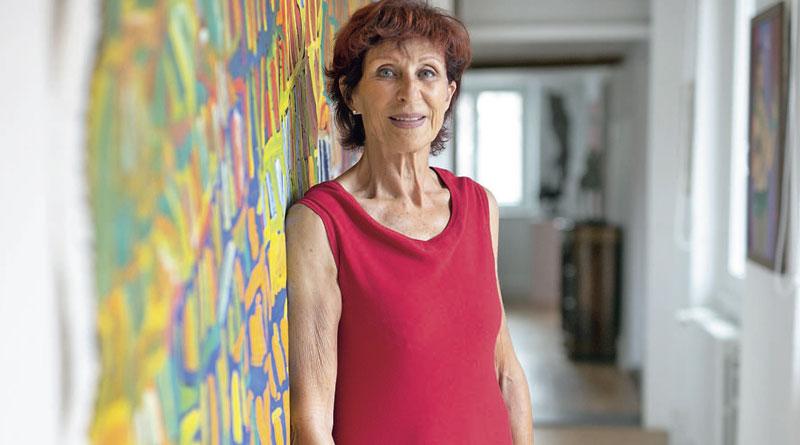 nicole buck - Galerie Nicole Buck Une aventurière de l'art