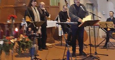 Roland Engel et ses amis chantent l'Avent
