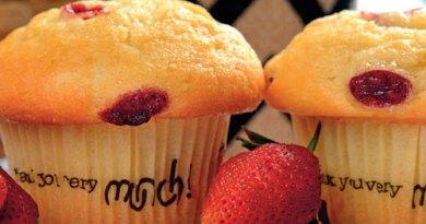 Erdbeer-Joghurt Muffins