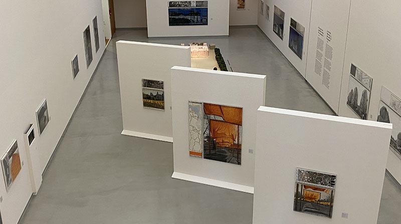 IMG 0415 - Christo et Jeanne-Claude