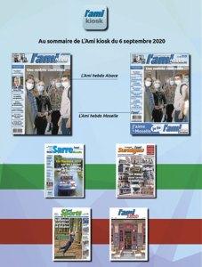 kiosk 1 - La rentrée européenne