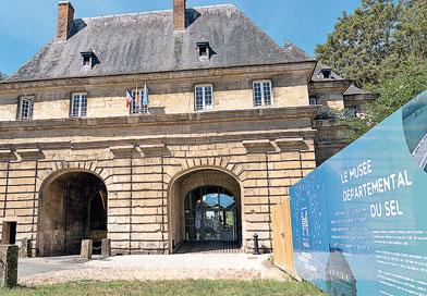 Le musée départemental du Sel à Marsal