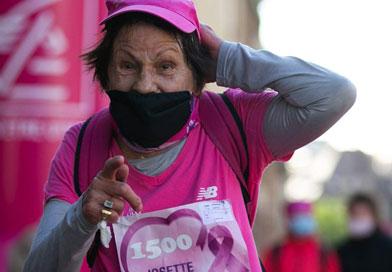 Strasbourgeoise vignette - Octobre rose : un podcast de l'ICANS pour parler du cancer du sein