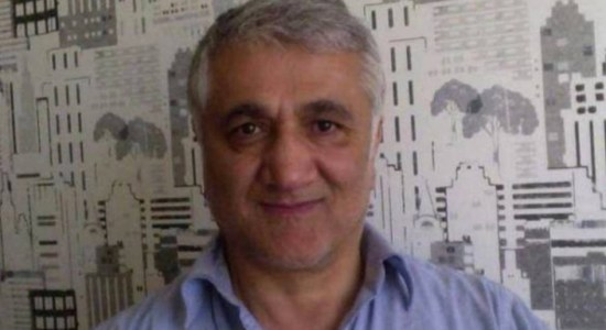 Periodista turco detenido - Hamza Yalcin