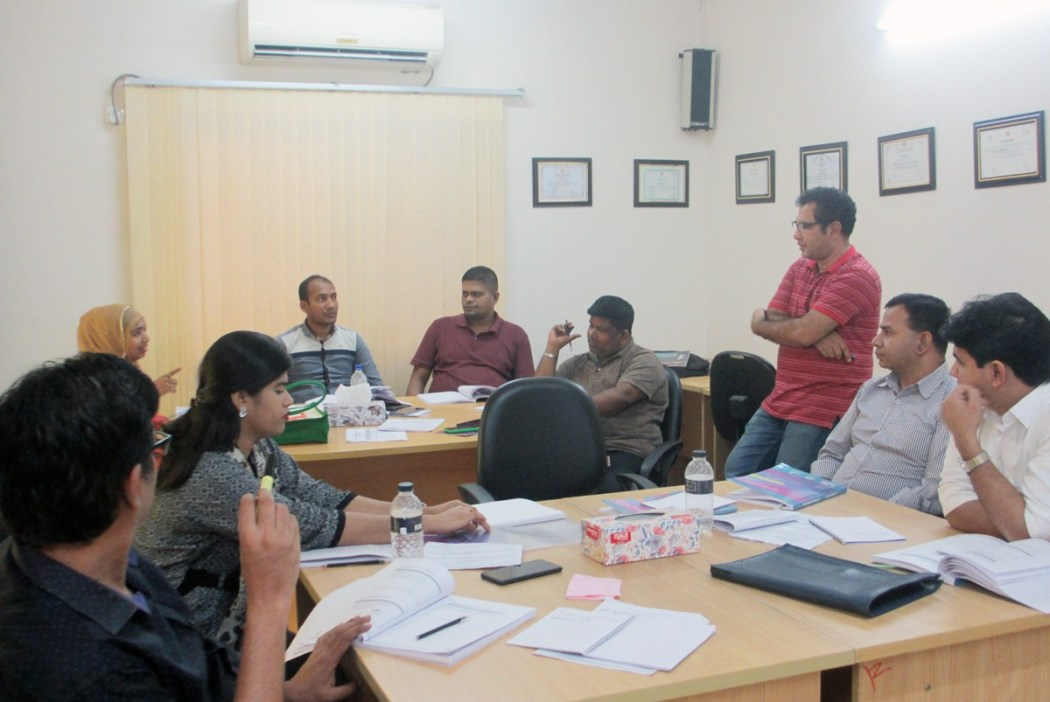 The Closing Ceremony of Training For Addiction Professionals