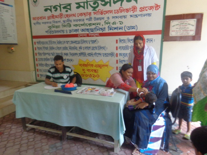 National Vitamin A plus Campaign observed