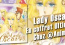 Lady Oscar : la version haute définition en coffret ultimate chez @ANIME