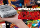 Nintendo dévoile la Super Nintendo Classic MINI !