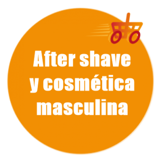 AFTER SHAVE Y COSMÉTICA MASCULINA
