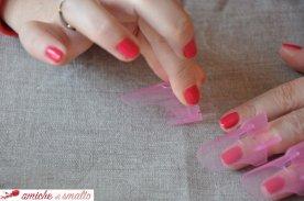 Foto dei proteggi unghie