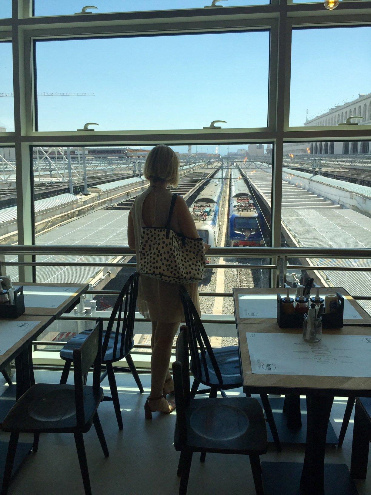 Relax a Terrazza Termini la Stazione con Vista