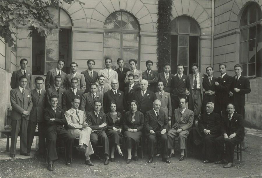 1936  4 Classe maschile