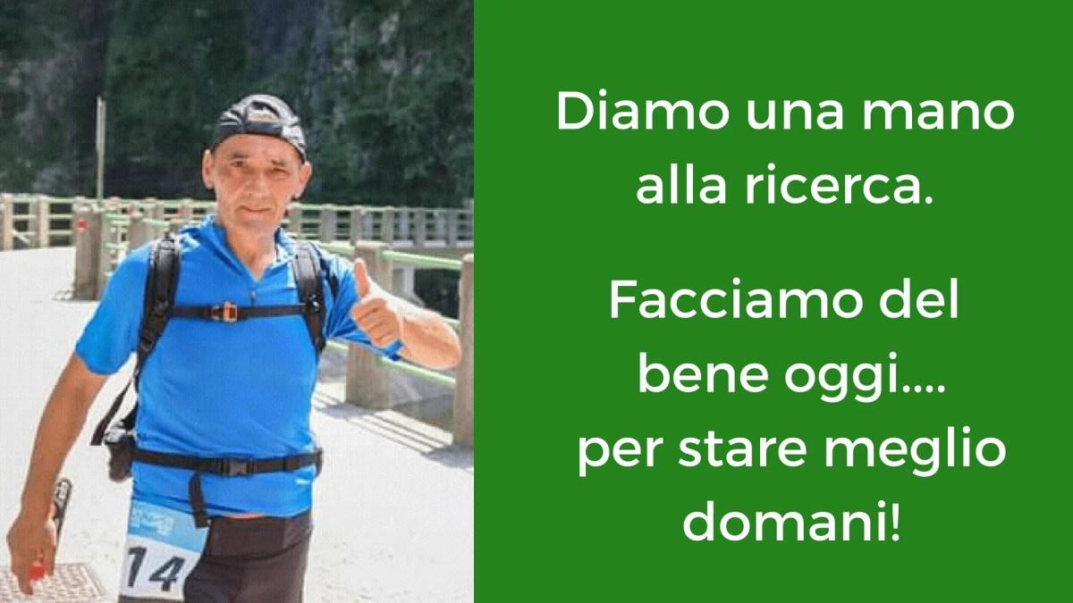 Runner solidale -Carmine la Rocca