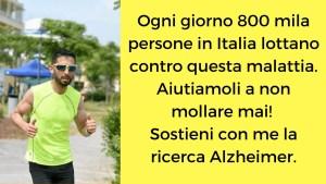 Runner solidale -Oscar Magnani