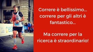 Runner solidale - Paolo Maglioni