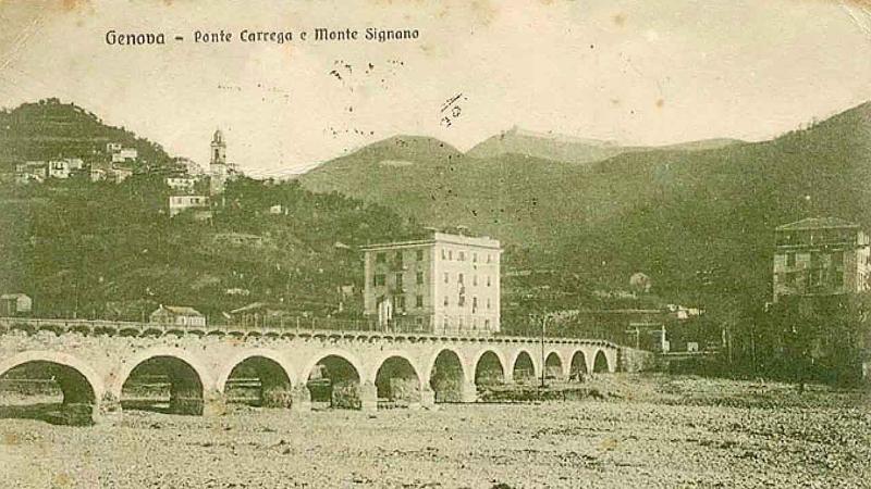 Il Ponte Carrega  Amici di Ponte Carrega