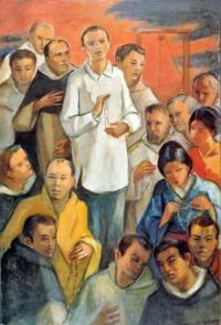 Beati martiri domenicani in Giappone e Cina