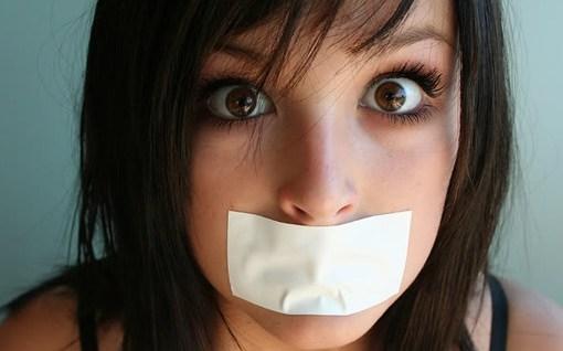 È un problema per te essere silenzioso