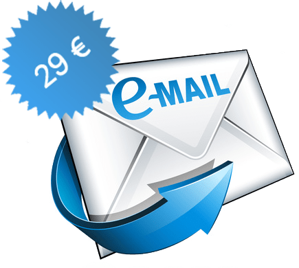 email 29 euro