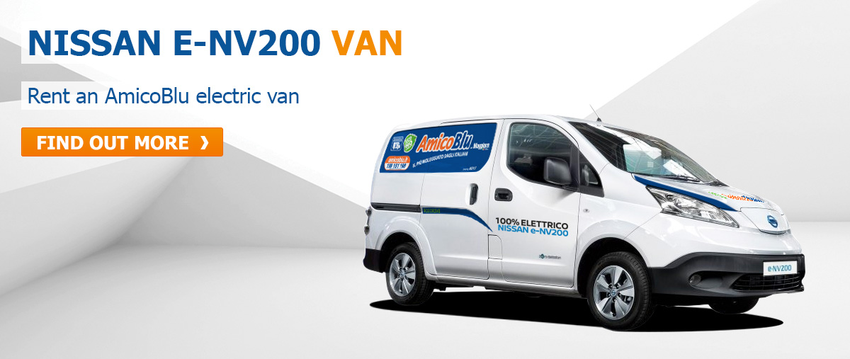 Van Rental Commercial Vehicles Hire Amicoblu