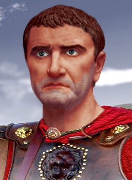 Image result for crassus enters temple 53