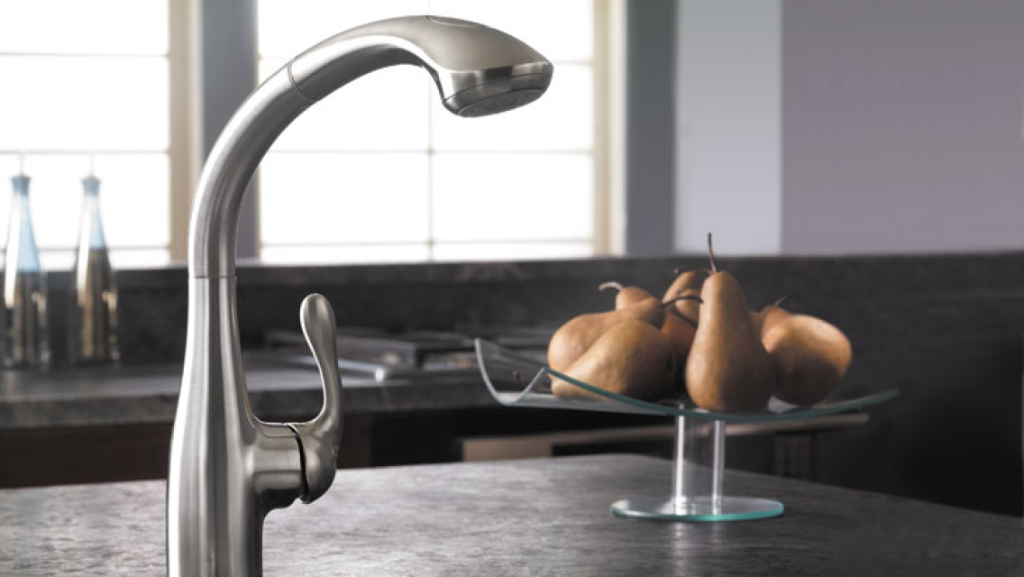 hansgrohe kitchen faucet wooden bench for table faucets