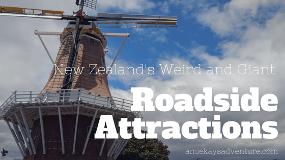 New Zealand's Weird and Giant Roadside Attractions