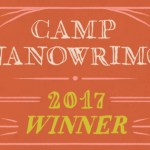 Camp NaNoWriMo winner 2017