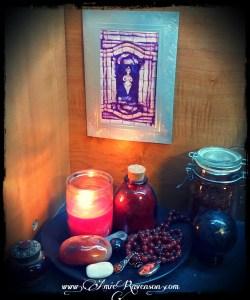 Inanna shrine