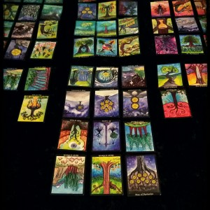 78 Card Tarot Reading, Body, Mind, Soul, Emotions