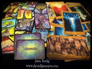 June Decks