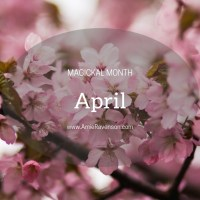 Magickal Month April 2019