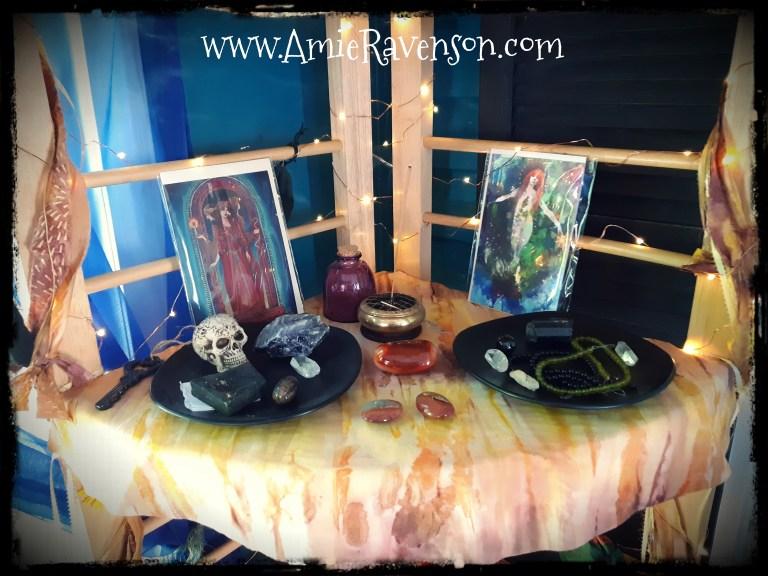 Lughnassadh Altar 2