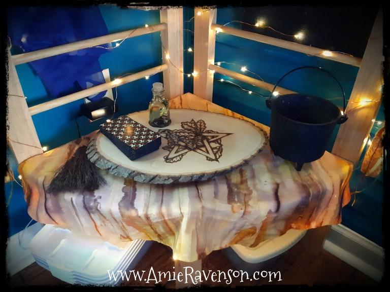 Lughnassadh Altar 4