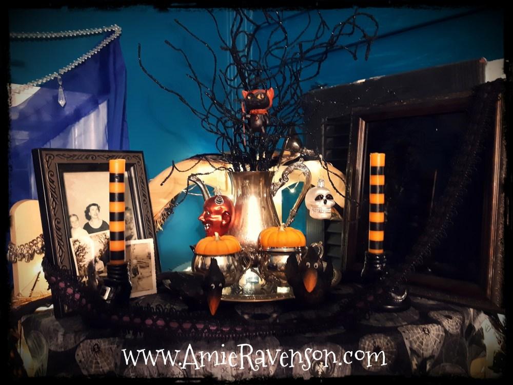 Samhain Altar 1