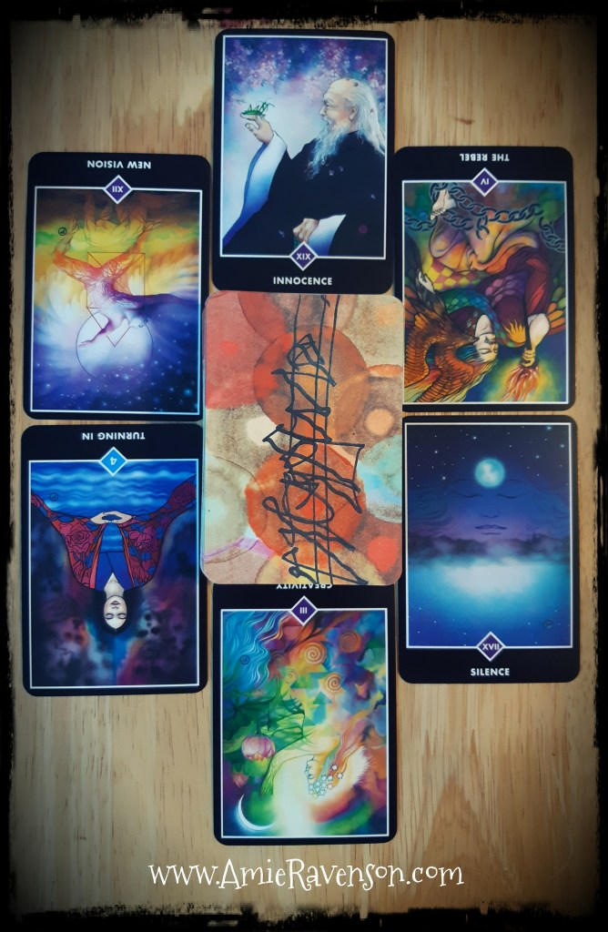 Osho Zen Tarot interview