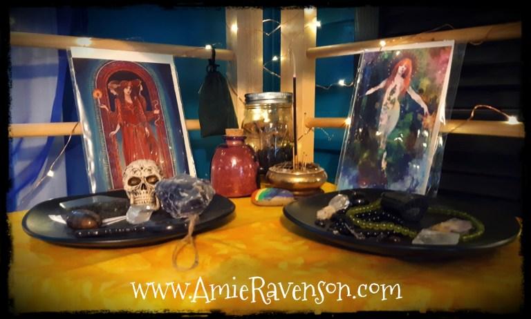 Litha Altar 2