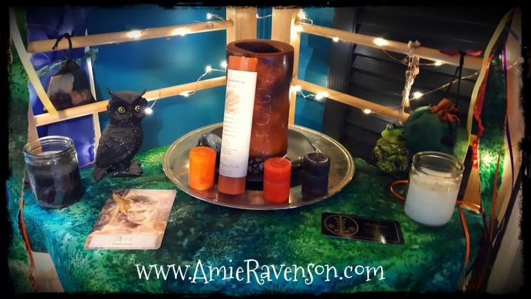 Litha Altar 3