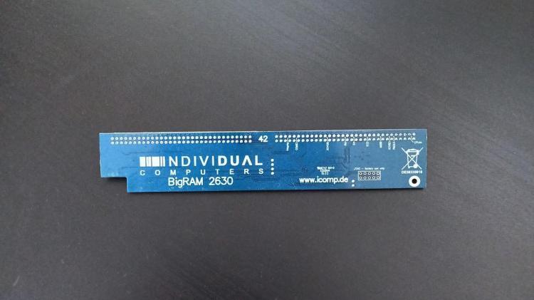 BigRAM 2630 Amiga 2000 Commodore 2630 Individual Computers